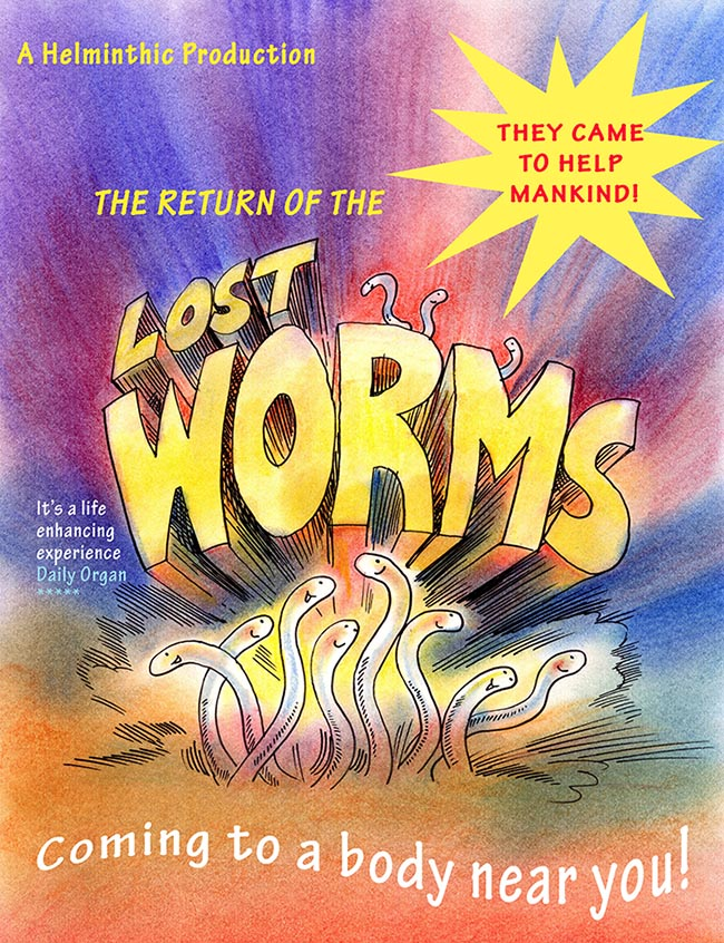 Return of the Lost Worms