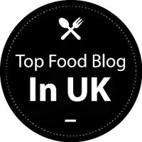 Top Food blog in UK
