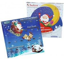 Celtic Chocolates Advent calendars