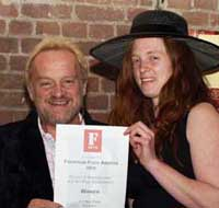 Cressida and Antony Worrall Thompson