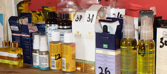 FreeFrom Skincare Awards products